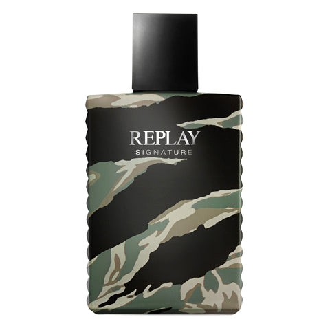 Replay Signature Men woda toaletowa spray 50ml