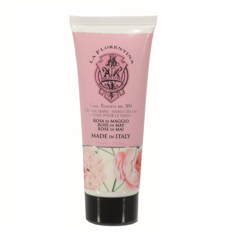 La Florentina Hand Cream krem do rąk Rose Of May 75ml
