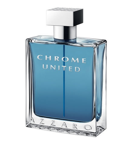 Chrome United woda toaletowa spray 200ml