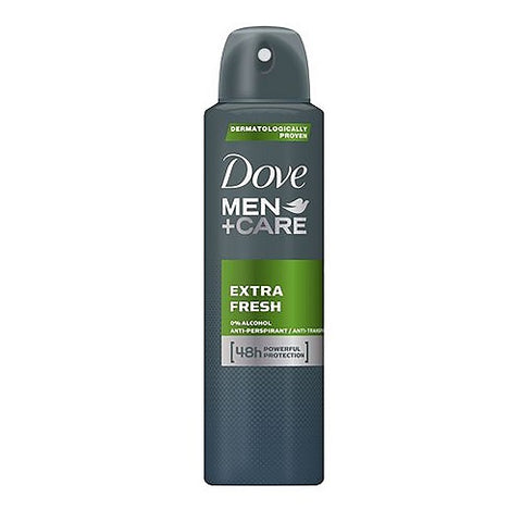 Dove Dove Men+Care Extra Fresh antyperspirant spray 150ml