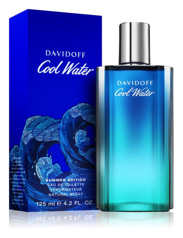 Cool Water Summer Edition For Men 2019 woda toaletowa spray 125ml