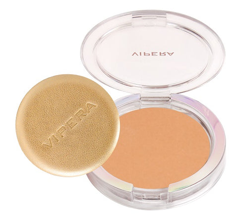 Vipera Art Of Color Compact Powder brązujący puder prasowany 202 African Earth 13g