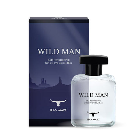 Jean Marc Wild Man woda toaletowa spray 100ml