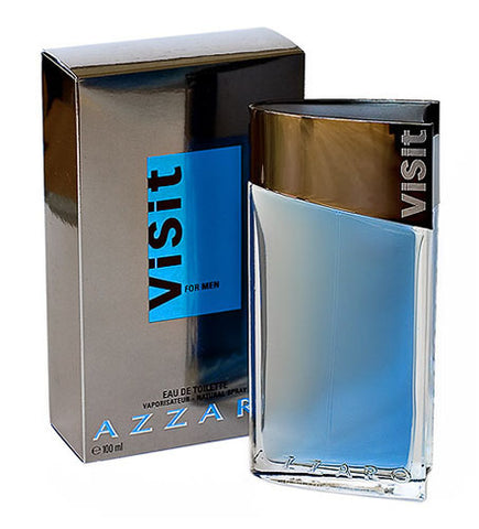 Azzaro Visit For Men Woda toaletowa spray 100ml