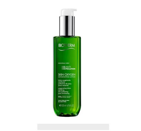 Skin Oxygen Anti-Pollution Oxygenating Lotion oczyszczający tonik do twarzy 200ml