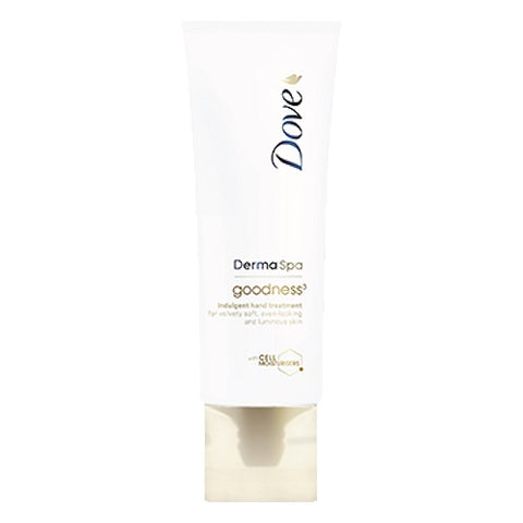Dove DermaSpa Goodness³ krem do rąk do skóry suchej 75ml