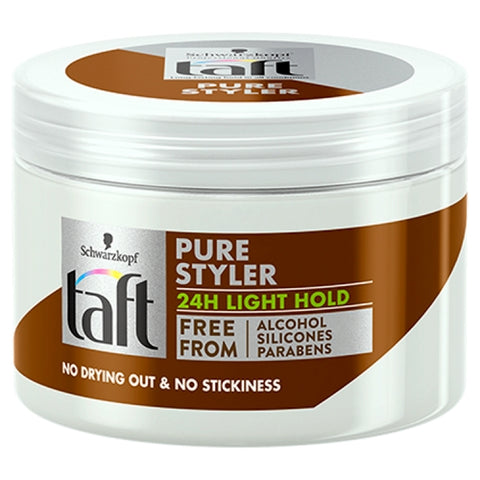 Taft Pure Styler Hair Gel żel do włosów 24h Light Hold 150ml