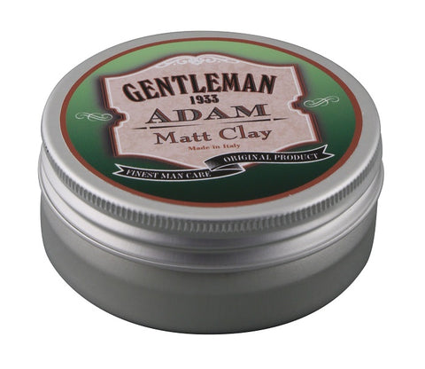 GENTLEMAN Adam Matt Clay matowa pomada do włosów 100ml