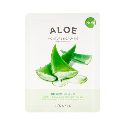 It's Skin The Fresh Mask Sheet Aloe maska do twarzy z wyciągiem z aloesu 20ml