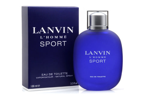 Lanvin L'Homme Sport woda toaletowa spray 100ml