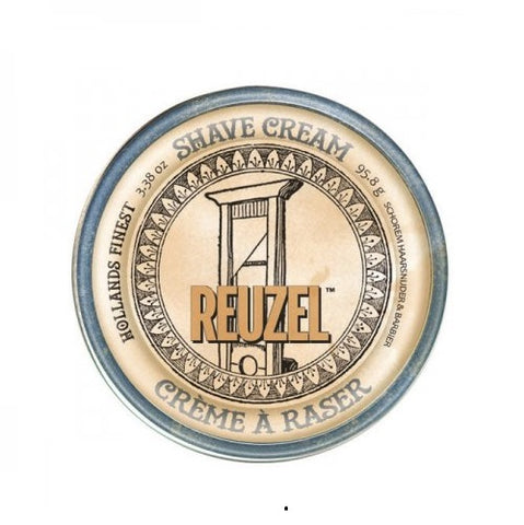 Reuzel Hollands Finest Shave Cream krem do golenia 95,8g