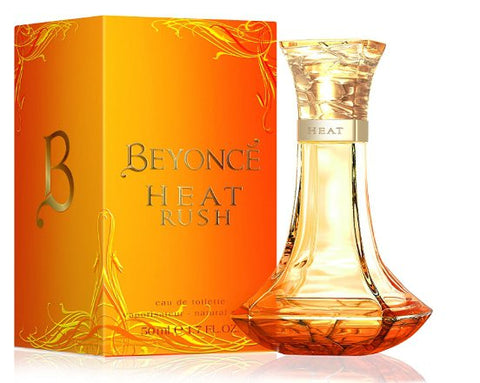 Beyonce Heat Rush woda toaletowa spray 100ml