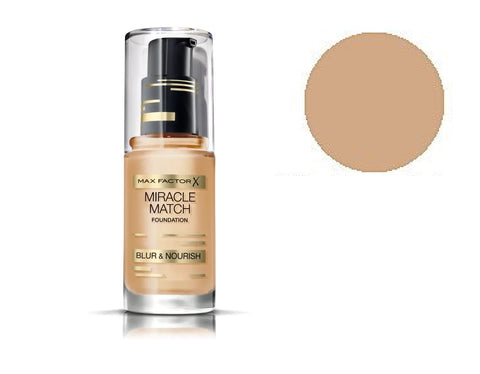 Max Factor Miracle Match Blur & Nourish podkład do twarzy 35 Pearl Beige 30ml