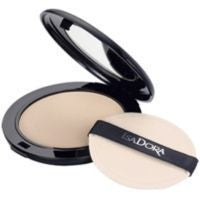 Isadora Velvet Touch Compact Powder Puder prasowany nr 10 Sheer Transparent 10g