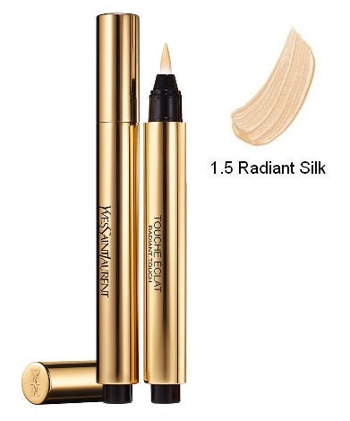 Touche Eclat korektor rozświetlający 1.5 Luminous Silk 2,5ml