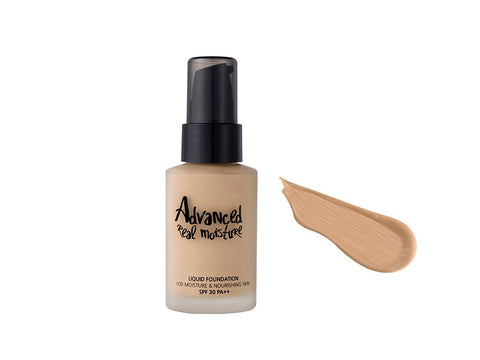 Advanced Real Moisture Liquid Foundation wegański podkład nawilżający 23 Natural Beige SPF30 PA++ 30ml