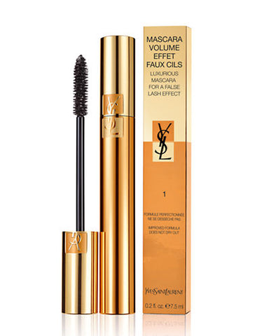 Yves Saint Laurent Mascara Volume Effet Faux Cils pogrubiający tusz do rzęs 1 High Density Black 7,5ml