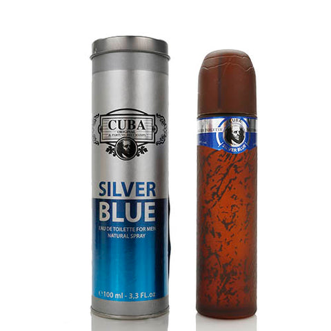 Cuba Original Silver Blue woda toaletowa spray