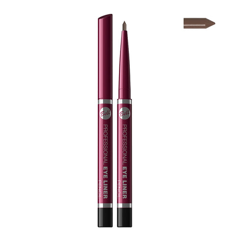 Bell Professional Eye Liner Pencil konturówka do oczu 6 1szt