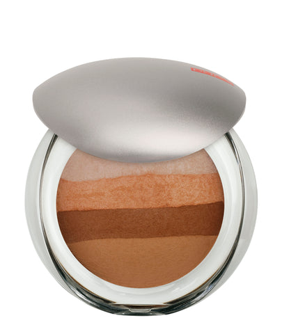 Pupa Luminys Baked All Over Illuminating Blush-Powder puder do twarzy i ciała 02 9g