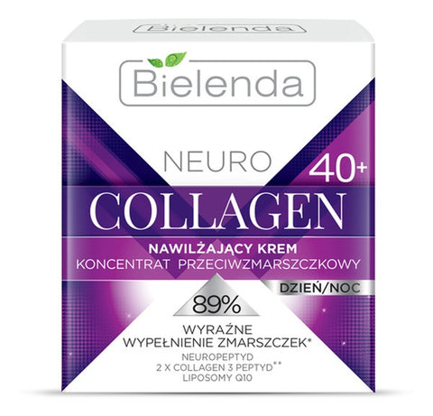 Neuro Collagen 40+ nawilżający krem koncentrat