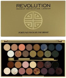 Fortune Favours The Brave paleta 30 cieni 16g