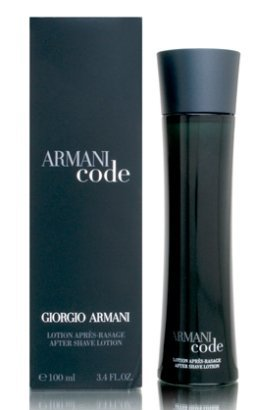 Giorgio Armani Code For Men Woda po goleniu flakon 100ml