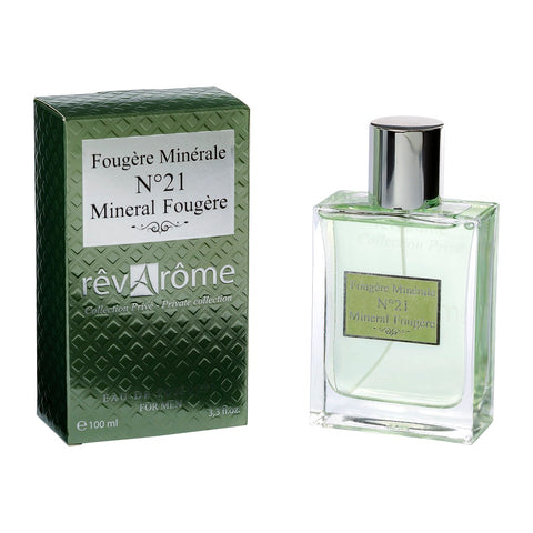 Revarome No. 21 Mineral Fougere For Men woda toaletowa spray 100ml