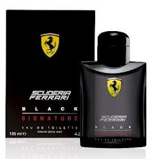 Ferrari Scuderia Black Signature woda toaletowa spray 125ml