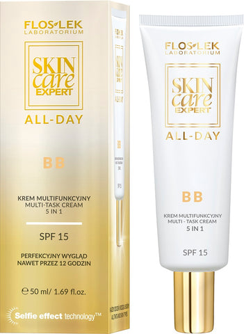 Floslek Skin Care Expert BB krem multifunkcyjny 5w1 50ml
