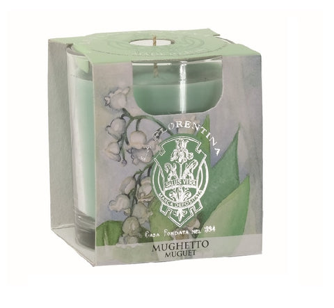 Scented Candle świeca zapachowa Lily Of The Valley 160g