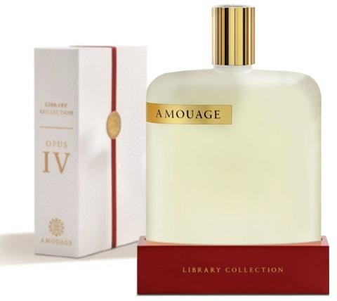 The Library Collection Opus IV woda perfumowana