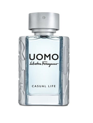 Salvatore Ferragamo Uomo Casual Life woda toaletowa spray 50ml