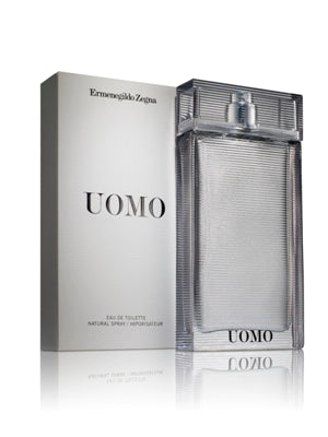 Zegna Uomo woda toaletowa spray 50ml