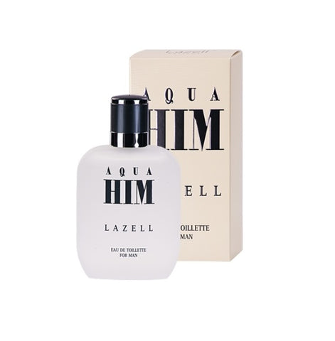 Lazell Aqua Him For Men woda toaletowa spray 100ml