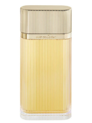 Must De Cartier Gold woda perfumowana spray 100ml