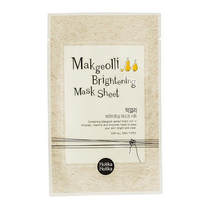 Makgeolli Brightening Mask Sheet maseczka