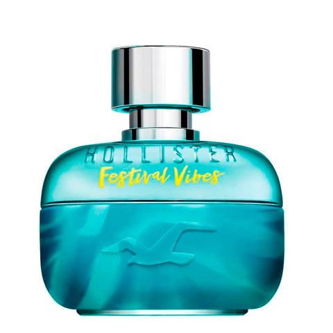 Hollister Festival Vibes For Him woda toaletowa spray 50ml