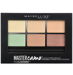 Maybelline Master Camo Colour paleta korektorów do twarzy 6,5 g Light