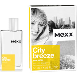 Mexx City Breeze For Her woda toaletowa spray 50ml
