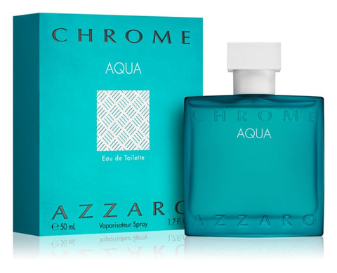 Azzaro Chrome Aqua woda toaletowa spray 50ml