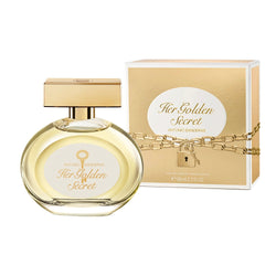 Antonio Banderas Her Golden Secret woda toaletowa spray 80ml