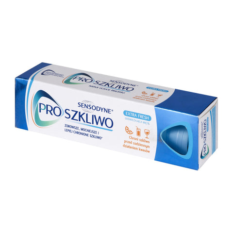 Sensodyne Proszkliwo Extra Fresh pasta do zębów 75ml