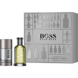 Hugo Boss Bottled zestaw woda toaletowa spray 50ml + dezodorant sztyft 75ml
