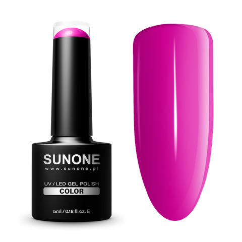 Sunone UV/LED Gel Polish Color lakier hybrydowy R15 Rianna 5ml