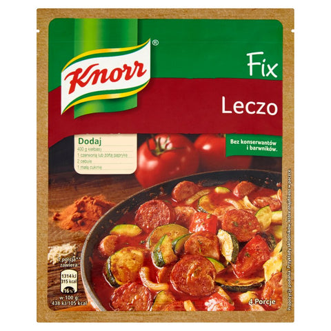 Knorr Fix Leczo 35g