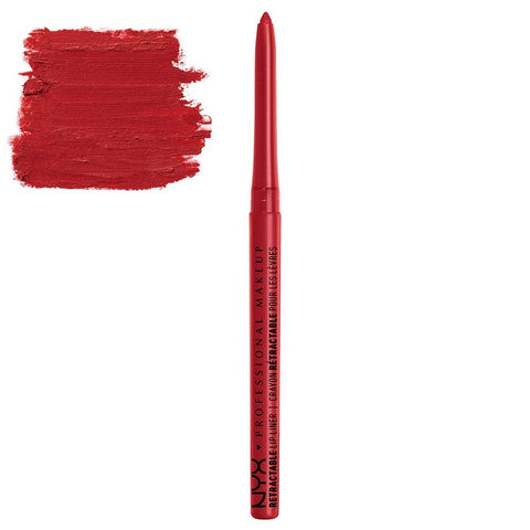 Retractable Lip Liner wysuwana kredka do ust MPL11 Red 0.35g