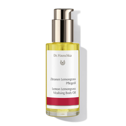 Dr. Hauschka Vitalising Body Oil olejek do ciała Lemon & Lemongrass 75ml