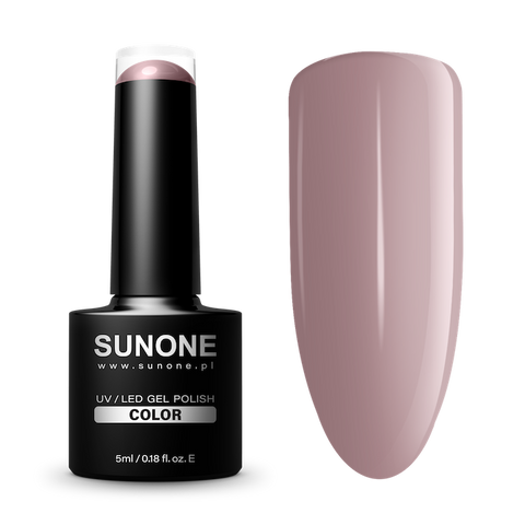 Sunone UV/LED Gel Polish Color lakier hybrydowy B15 Bonnie 5ml