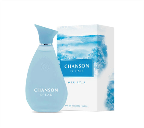 Coty Chanson D'Eau Mar Azul woda toaletowa spray 100ml